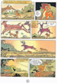 Walt 디즈니 Movie Comics - Bambi (Danish Edition)