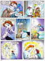 Walt ডিজনি Movie Comics - Beauty and the Beast (Danish Edition)
