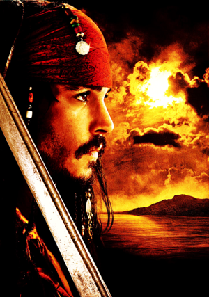 Walt ディズニー Posters - Pirates of the Caribbean: The Curse of the Black Pearl