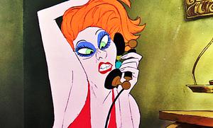 Walt disney Screencaps - Madame Medusa