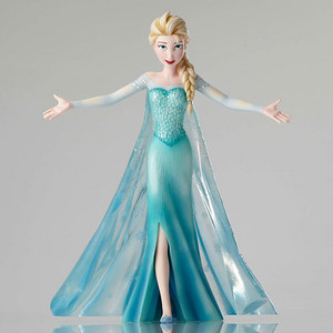 Walt 迪士尼 Showcase - 《冰雪奇缘》 - Elsa's Cinematic Moment