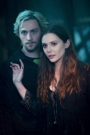 Wanda and Pietro