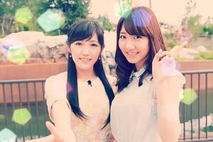 Watanabe Mayu and Kashiwagi Yuki