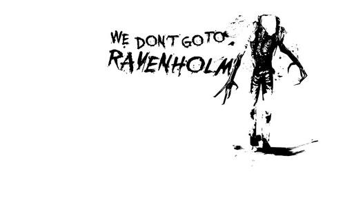 Half Life wallpaper titled We Don't Go To Ravenholm