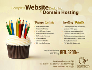 Web Designing in Dubai