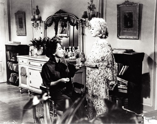 What Ever Happened to Baby Jane? wallpaper possibly with a drawing room, a living room, and a drawing room called What Ever Happened to Baby Jane?