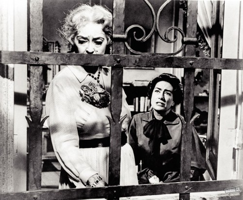 What Ever Happened to Baby Jane? wallpaper with a guillotine titled What Ever Happened to Baby Jane?