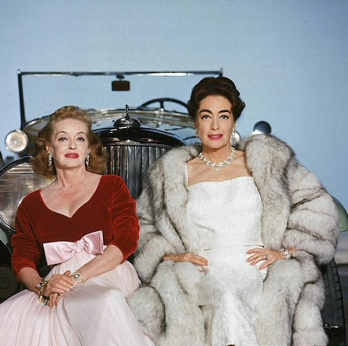 What Ever Happened to Baby Jane? wallpaper with a fur coat entitled What Ever Happened to Baby Jane?