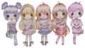 Winx Club Chibi - chibi photo