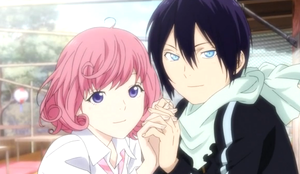 Yato and Kofuku