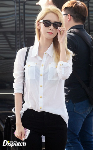 Yoona - Incheon Airport