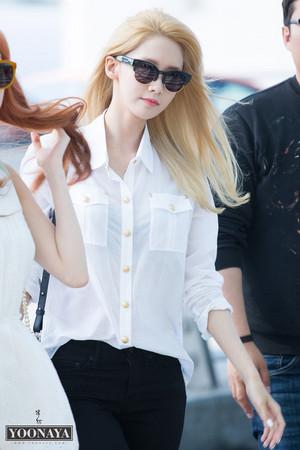 Yoona - Incheon Airport