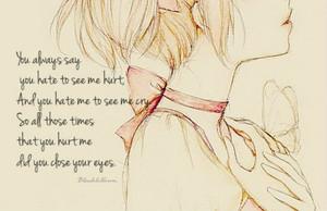 te Hurt Me