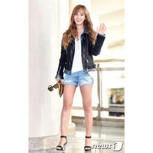 Yuri New Hairstyle