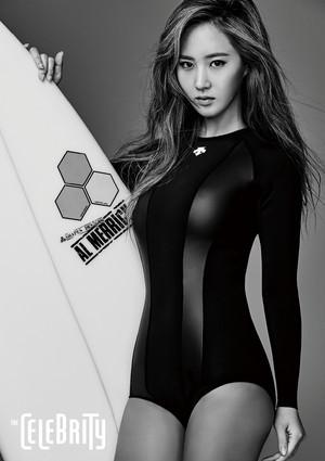 Yuri - The Celebrity