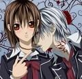 Yuuki And Zero - vampire-knight-yuki-zero photo