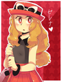 Yvonne - serena-pokemon-xy photo