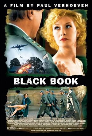 Zwartboek / Black Book Poster