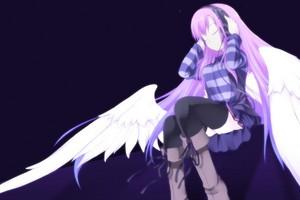 Аниме girl