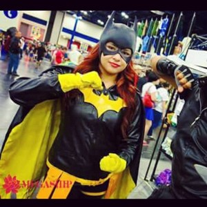 batgirl new 52 cosplay