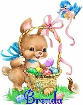 brenda the bunny