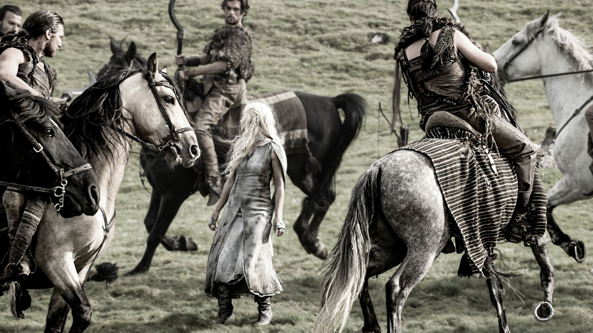 dany and dothraki
