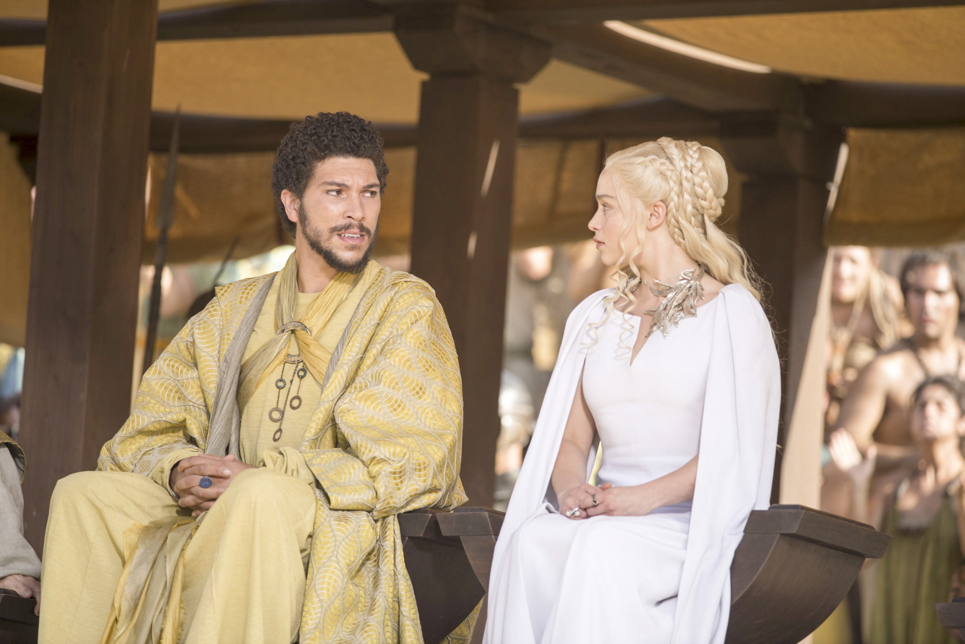 dany and hizdahr