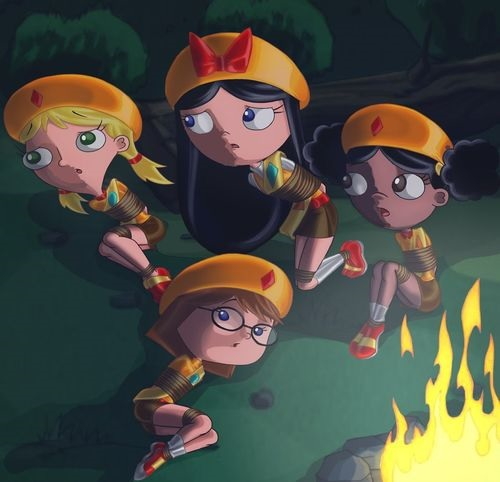 Fireside Girls