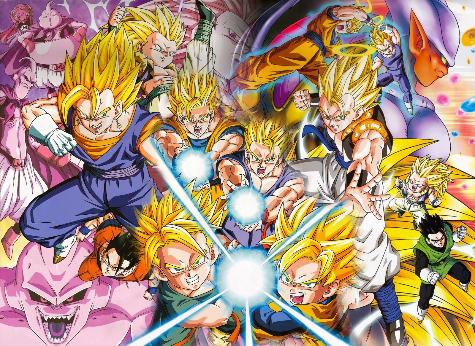 Dragon Ball Z Images Goku Hd Fond D Ecran And Background Photos