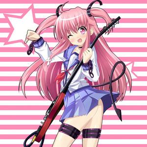 ギター アニメ girl