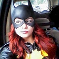 batgirl cosplay - batman photo