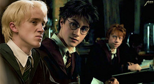 harry and malfoy