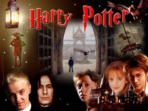 harry potter wallpaper with a rua and a brasserie titled harry potter