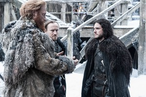 jon with ed and tormund