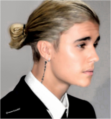 Justin Bieber achtergrond possibly with a business suit and a portrait titled justin bieber 2015