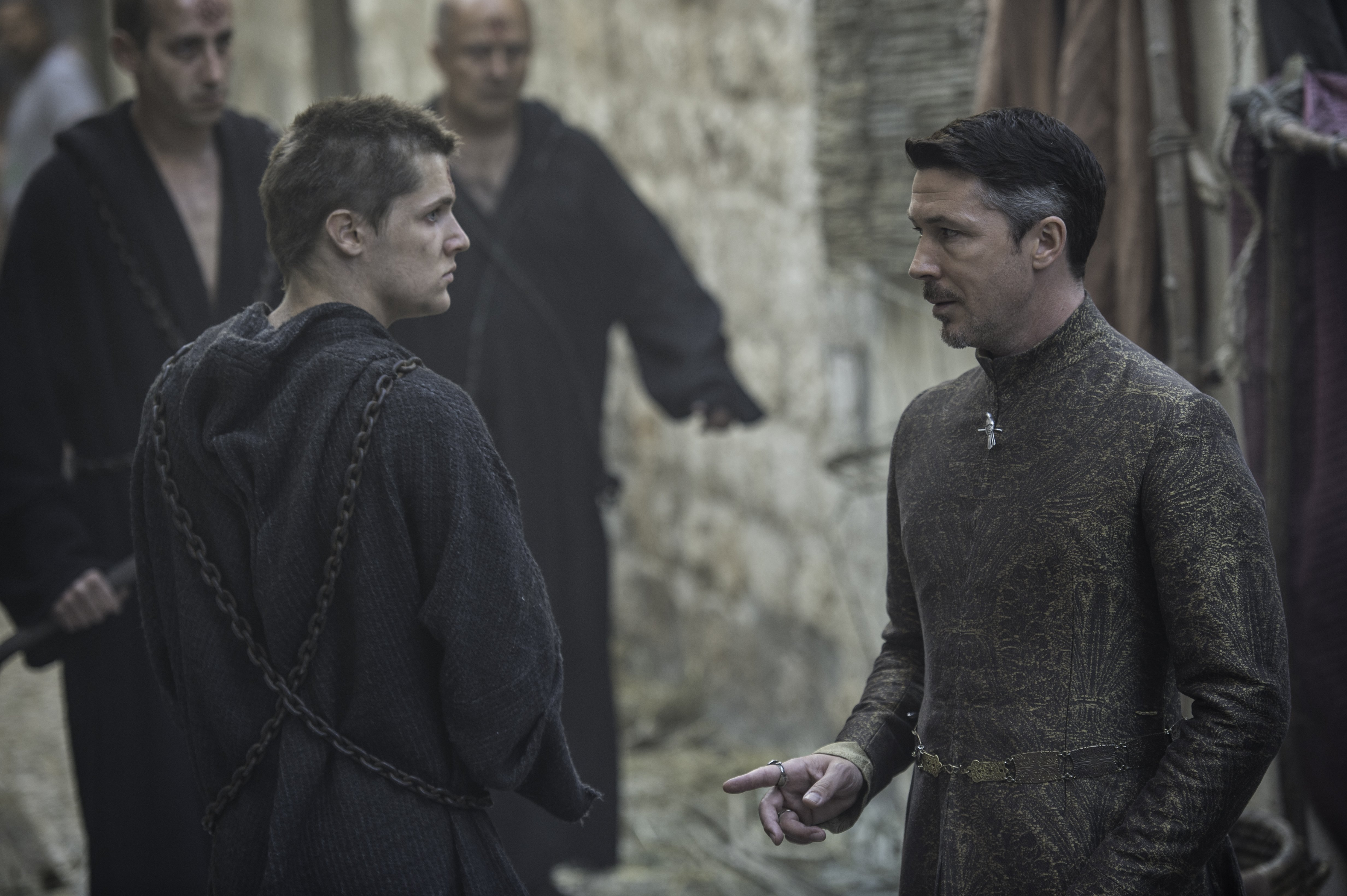 lancel and petyr