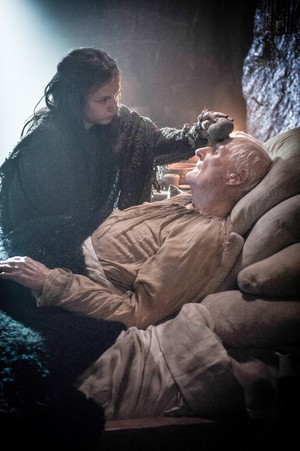 maester aemon and gilly
