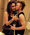 paris and her boyfriend - paris-jackson photo