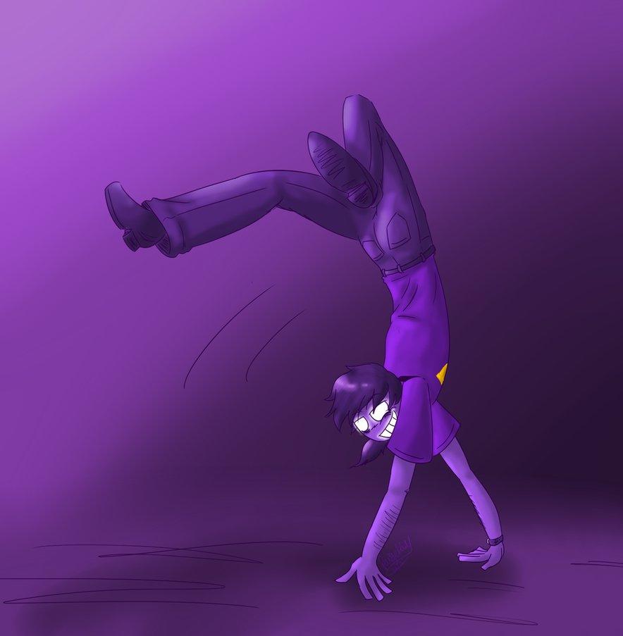 Purple Guy Is A Badass Killer Marionette2003 Foto