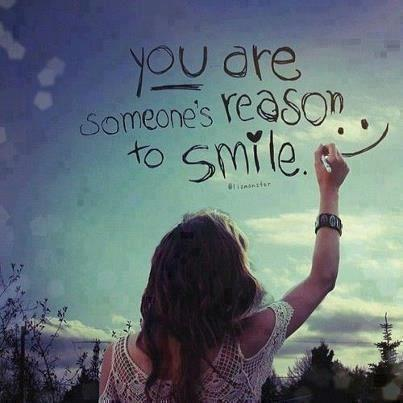 Quotes and Icons wallpaper entitled smile 233