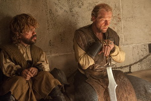 tyrion and jorah