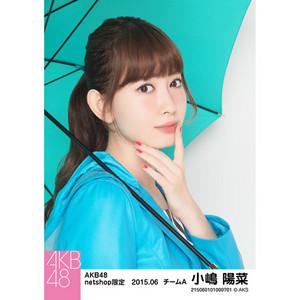 小嶋陽菜 2015