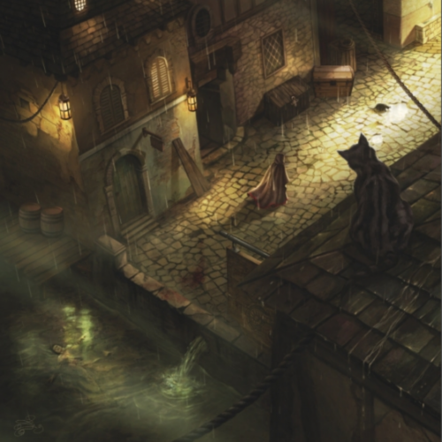 A Song of Ice and Fire wallpaper possibly with a brownstone and a street entitled  A Song Of Ice And Fire - 2016 Calendar - Mercy