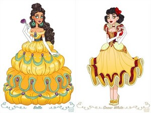 Belle and Snow