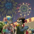 ♥ Celebration of DBF 3rd Anniversary with Bulma, Vegeta and Trunks! ♥
