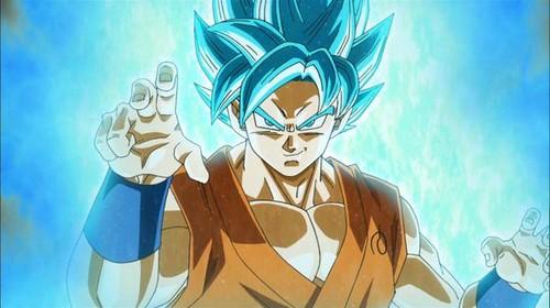 Dragon Ball Z kertas dinding called *Dragon ball Super*