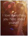 I love... - quotes fan art