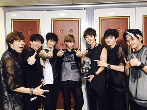 ♥ INFINITE 3rd win with 'Bad' ♥