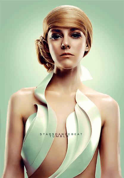 The Hunger Games Johanna Mason