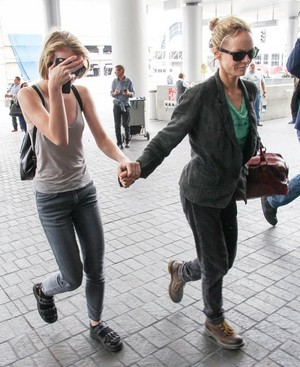 LAX airport in Los Angeles, California on June 15, 2015